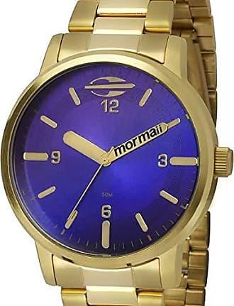 Mormaii Relógio Feminino Mormaii Maui Dourado - Mo2035cn/4a