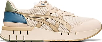 Onitsuka Tiger Contemporized Runner Shoes Oatmeal/Wood Crepe Beige