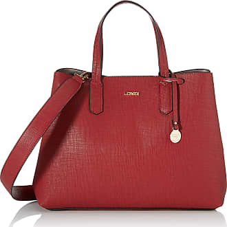 L.Credi Delila Womens Top-Handle Bag, Red (Rot), 11x26x35 centimeters (B x H x T)