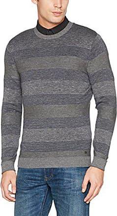 ESPRIT Herren Pullover 106EE2I004 Basic, Grau (Anthracite