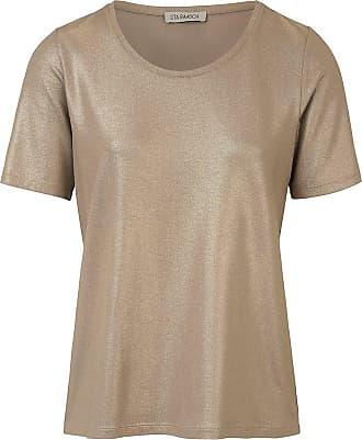 Uta Raasch Rundhals-Shirt Uta Raasch gold