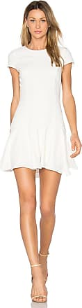 Amanda Uprichard Hudson Dress in White