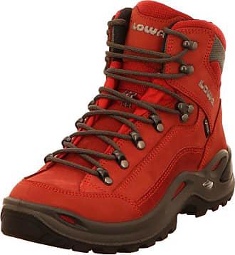 4235e7491693 Lowa Renegade GTX Mid Women Outdoor Schuhe rot - 39