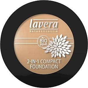 Lavera Gesicht 2in1 Compact Foundation Nr. 01 Ivory 10 g