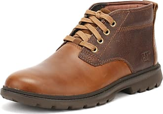 CAT CAT Trenton Mens Lace-Up Boots 9 Brown
