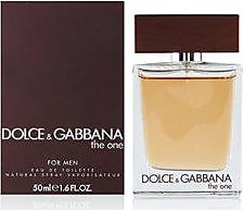 Dolce & Gabbana Mens The One Eau de Toilette - 1.6 Fl. Oz