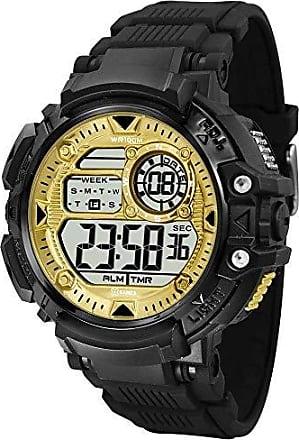 X-Games Relógio Masculino X-Games Digital XMPPD476 - Preto/Dourado