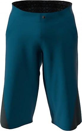 Zimtstern Starflowz Short Pantaloni da ciclismo Uomo   blu/nero