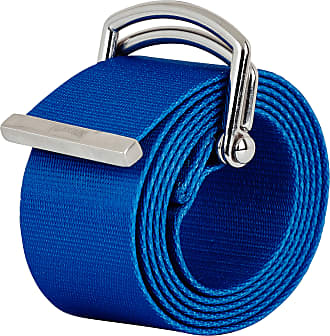 Vilebrequin Men Accessories - Men Belt Water-Resistant Solid - BELT - BENTO - Blue - 2/3XL - Vilebrequin