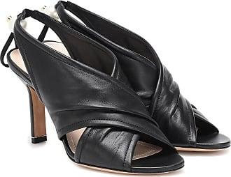Nicholas Kirkwood Delphi leather sandals