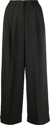 Fabiana Filippi tailored cropped trousers - Black