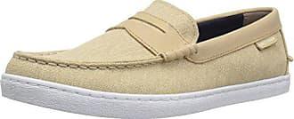 Cole Haan Mens Nantucket Loafer TXTL II, Warm Sand, 7.5 Medium US