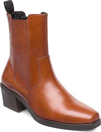 Vagabond Sim Shoes Boots Ankle Boots Ankle Boots With Heel Brun VAGABOND