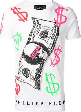 Philipp Plein Capitalist T-shirt - White