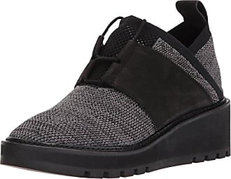 Eileen Fisher Womens Wilson Ankle Boot, Black/Graphite, 9 M US