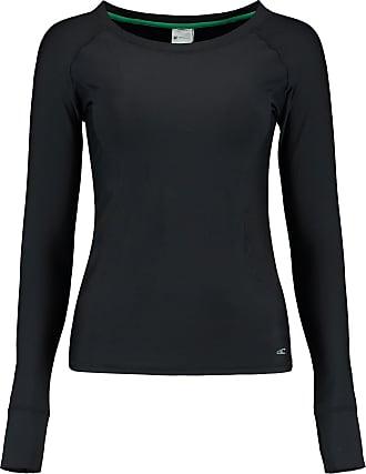 O'Neill Oneill Black Out Basic Womens Long Sleeved T-Shirt