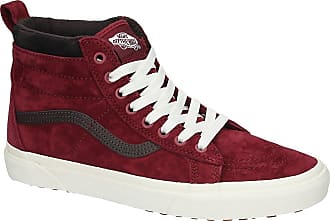 Vans Sk8-Hi MTE Shoes biking red / chocolatetrt
