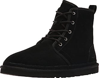 UGG Mens Harkley Winter Boot, Black, 15 M US
