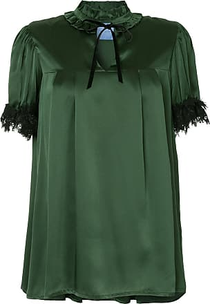 macgraw Teddy Boy blouse - Green