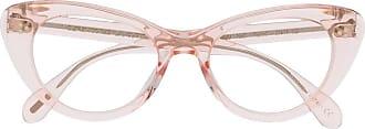 Oliver Peoples Armação de óculos gatinho Rishell - Rosa