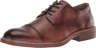 Unlisted by Kenneth Cole Mens UMS0014AM Jimmie Lace Up Ct Size: (8.5 M) US Brown