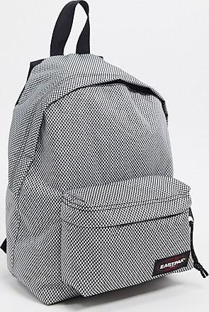 Eastpak Orbit - Mini-Rucksack aus Netzstoff in Grau-Schwarz