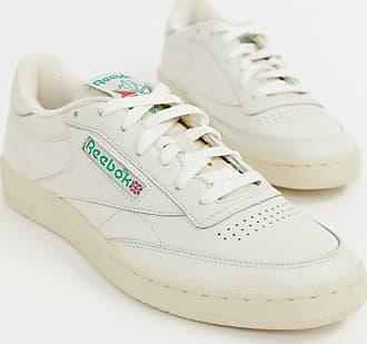Reebok Club C - Sneakers bianco sporco
