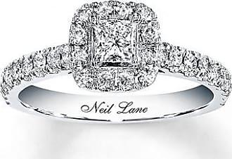 Neil Lane Previously Owned Neil Lane Diamond Ring 7/8 cttw 14K White Gold