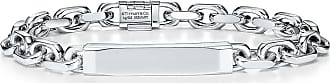 Tiffany & Co. Tiffany 1837 Makers ID chain bracelet in sterling silver, medium