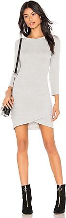 BB Dakota JACK by BB Dakota Brush Up On It Dress in Gray