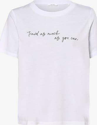OPUS Damen T-Shirt - Safemi travel weiss