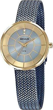 Seculus Relógio Seculus Feminino Ref: 23681lpsvls2 Fashion Bicolor