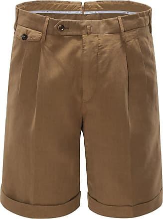 Pantaloni Torino Bermudas braun bei BRAUN Hamburg