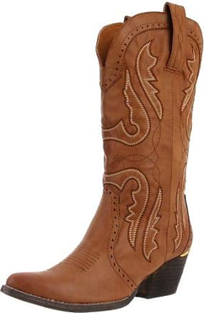 a06df2047b1 Red Cowboy Boots: 36 Products & up to −20% | Stylight