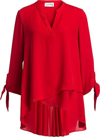 7b830279cd76ba Blusen in Rot: Shoppe jetzt bis zu −70% | Stylight
