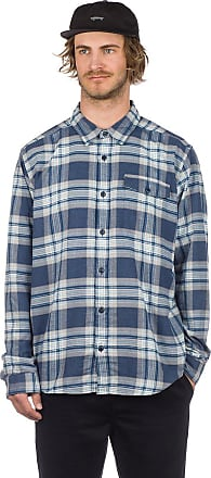 Patagonia LW Fjord Flannel Shirt whyte stone blue