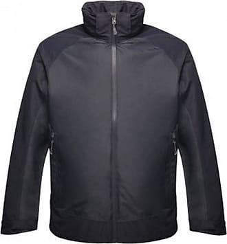 Regatta Mens Ashford II Hybrid Breathable Jacket (XL) (Navy)