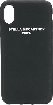 Stella McCartney Capa para iPhone com logo - Preto