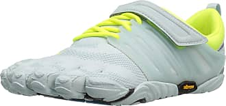 Vibram Fivefingers V-train, Womens Sneakers Sneakers, White (Pale Blue/Safety Yellow), 7-7.5 UK (40 EU)