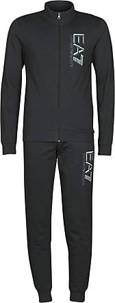 Emporio Armani EA7 Train Visibility M T-Suit Joggers & Tracksuits Hommes Black - XXL - Tracksuits