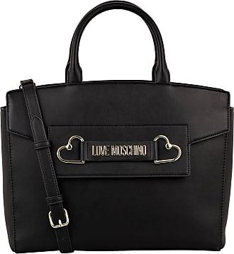 Love Moschino Handtasche - SCHWARZ