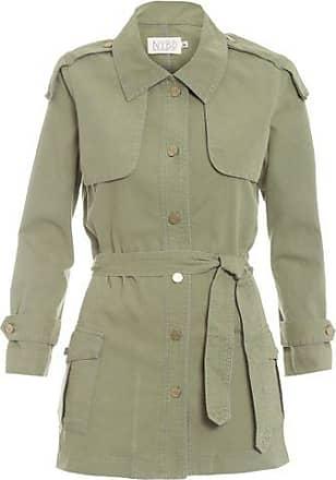 N.Y.B.D. Parka Sarja Militar N.Y.B.D. - Verde