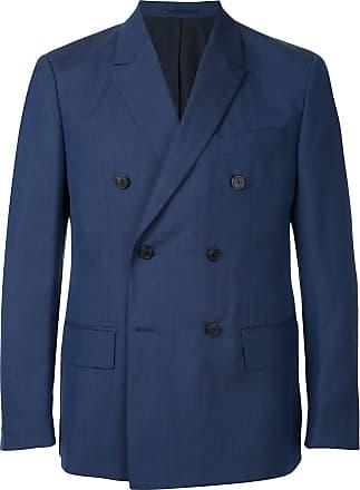 Kent & Curwen double breasted blazer - Blue