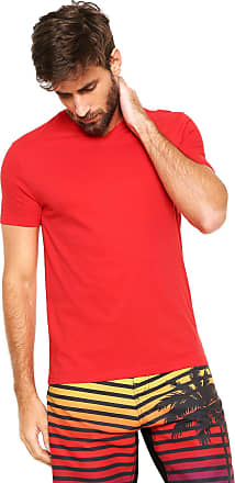 Calvin Klein Underwear Camiseta Calvin Klein Underwear Logo Vermelha