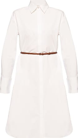 The Row Dress With Belt Womens Multicolor