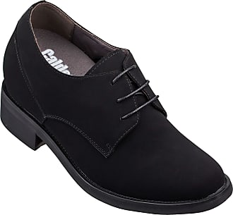 CALDEN K5652-3.2 Inches Elevator Height Increase Dress Formal Shoes Slip-On