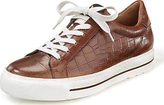 Paul Green Sneakers in calf nappa leather Paul Green brown