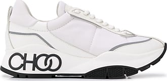 Jimmy Choo London Raine logo sneakers - White