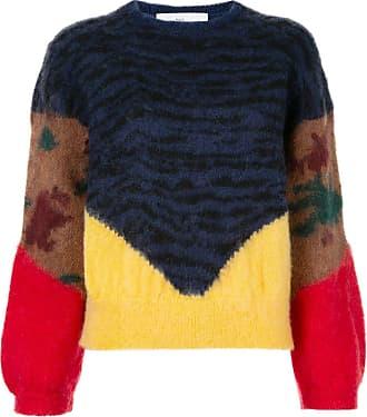 Toga Archives Suéter com animal print - Azul