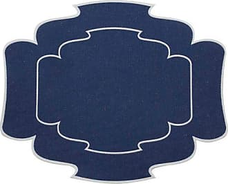 Vestindo a Mesa Jogo Americano Poema Azul